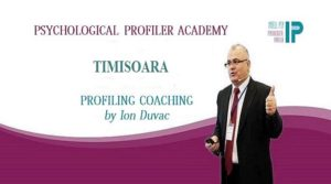 Curs Psychological Profiler by Ion Duvac - Modul B (Partea I) @ Timisoara Hotel Novera