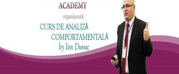 Analiza Comportamentala – Bucuresti by Ion DUVAC