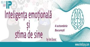 Inteligenta emotionala si stima de sine by Ion Duvac @ Intell Psy & Psychological Profiler Academy